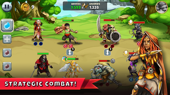 How to hack Ironwatch: Turn-Based RPG for android free