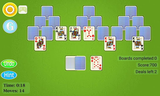TriPeaks Solitaire Mobile  screenshots 3