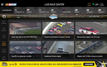 NASCAR MOBILE Screenshot 8