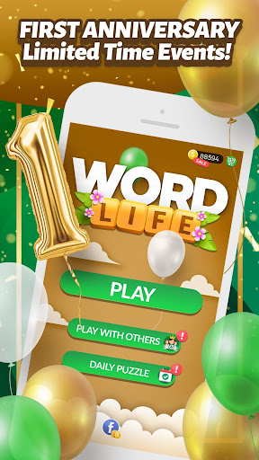 Word Life - Connect crosswords puzzle 3.1.0 screenshots 1