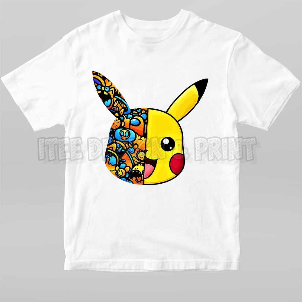 Pikachu Pokemon 7