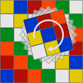 Cluring Rubik Color