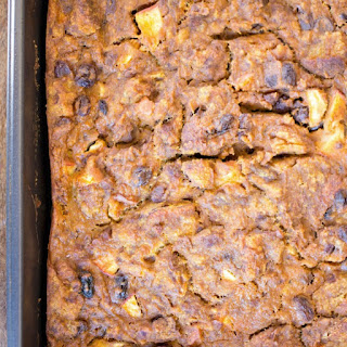 Easy Pumpkin Bread Pudding