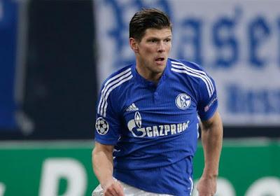 Klaas-Jan Huntelaar keert terug naar hekkensluiter Schalke 04