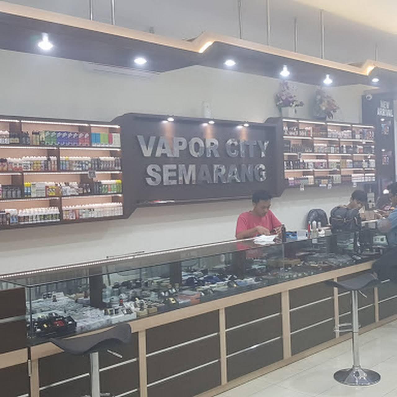Vapor City Semarang Store Shop New Fumytech Ezipe Vape Kit 1300mah Battery Posted On Feb 12