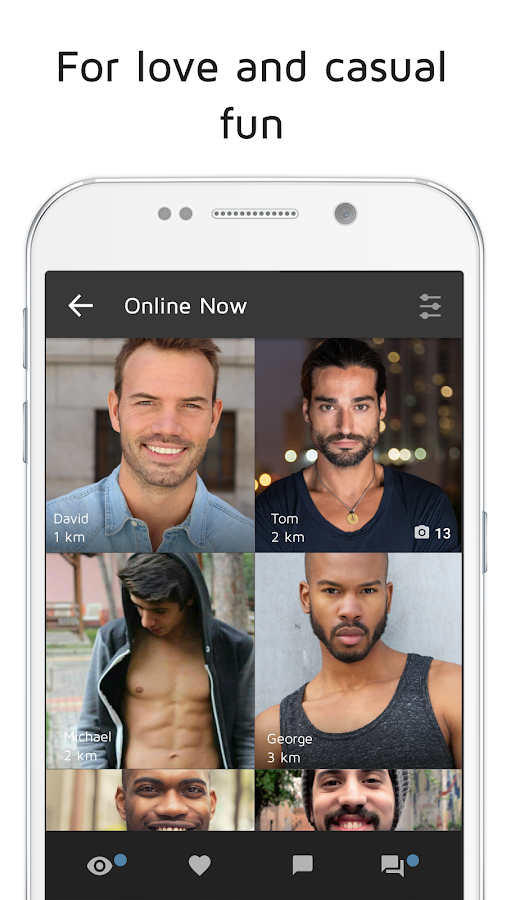 Gay Dating & Gay Chat – DISCO- screenshot
