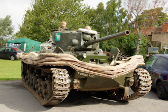 Photo: The Valentine DD Tank