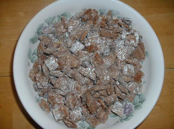 Scooby Doo Snack Mix Recipe