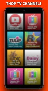 Thop TV : Free HD Live TV Guide 2