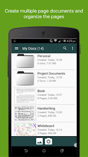 Clear Scanner: Free PDF Scans Screenshot