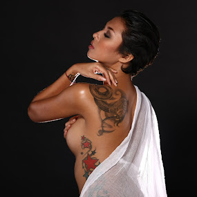 by Jaya Prakash - People Body Art/Tattoos