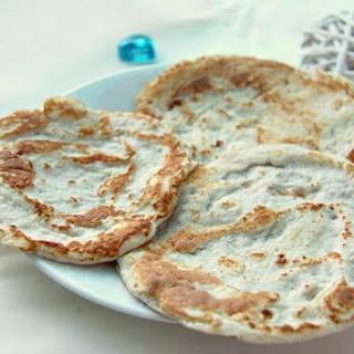 Coconut Flour Flatbread.