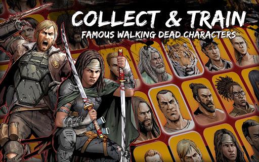 The Walking Dead: Road to Survival 9.3.1.58376 screenshots 8