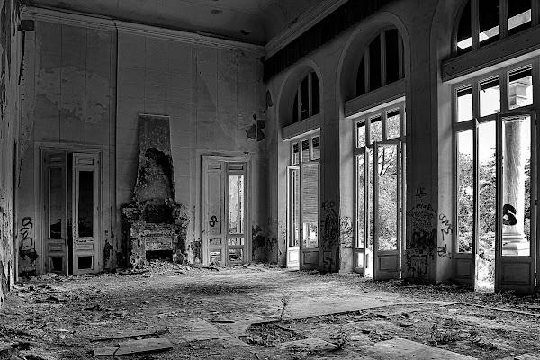 triste abbandono. di Naldina Fornasari