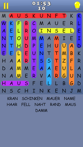 Word Search Puzzle Game 4.3.3 screenshots 2