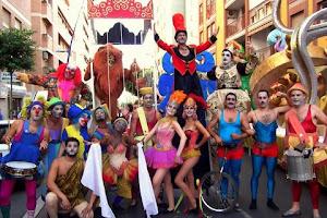 Teatro y Circo en las Calles para público familiar