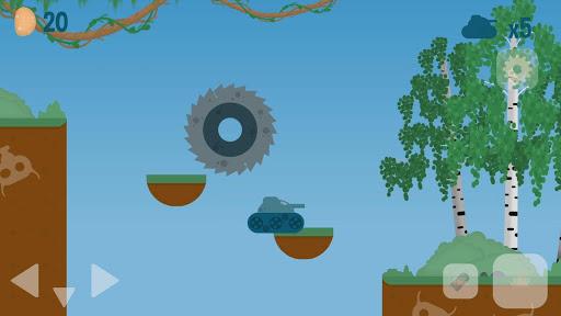 Potatoes Tank - Stars of Vikis android2mod screenshots 22