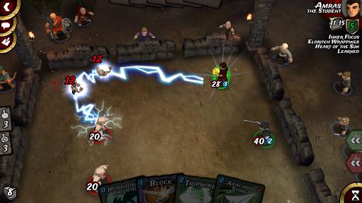 Traitors Empire Card RPG 0.73 screenshots 12