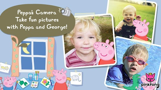 Peppa Pig 1~3 : Videos for kids & Coloring 4