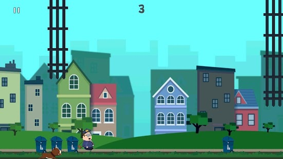 Tappy Postman – Jumping game- screenshot thumbnail