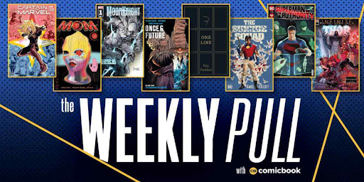 The Weekly Pull: Superman and the Authority, Moon Knight, One Line, and More