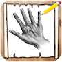 How to Draw Hands APK icon