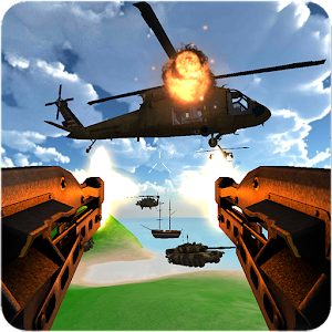 Beach Shooter Defence Pro