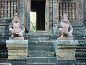 Photo: #007-Le temple hindouiste de Banteay Srei