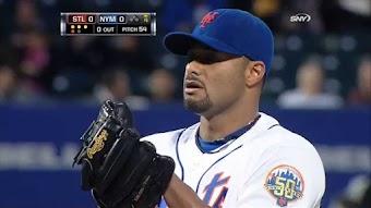 6/1/12: Johan Santana's No-Hitter