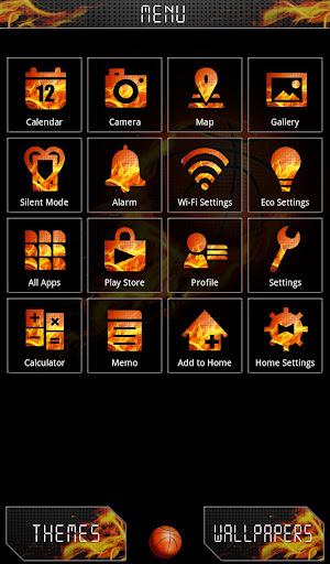 Fireball +HOME Theme 1.0.0 Windows u7528 2