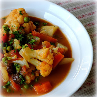 Vegetable Curry Low Calorie Recipes
