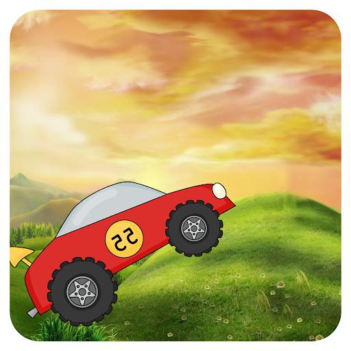 Simulator Car Hill Climb Race