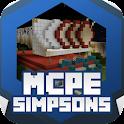 MOD Simpson Adventure For MCPE icon