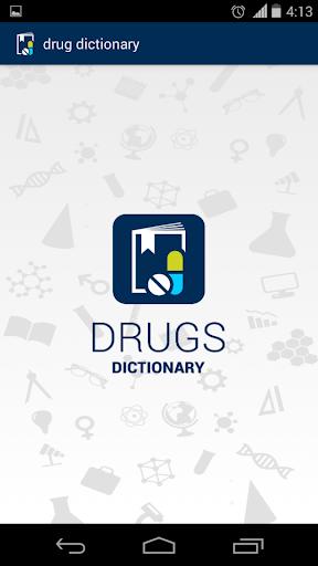 Drug Dictionary