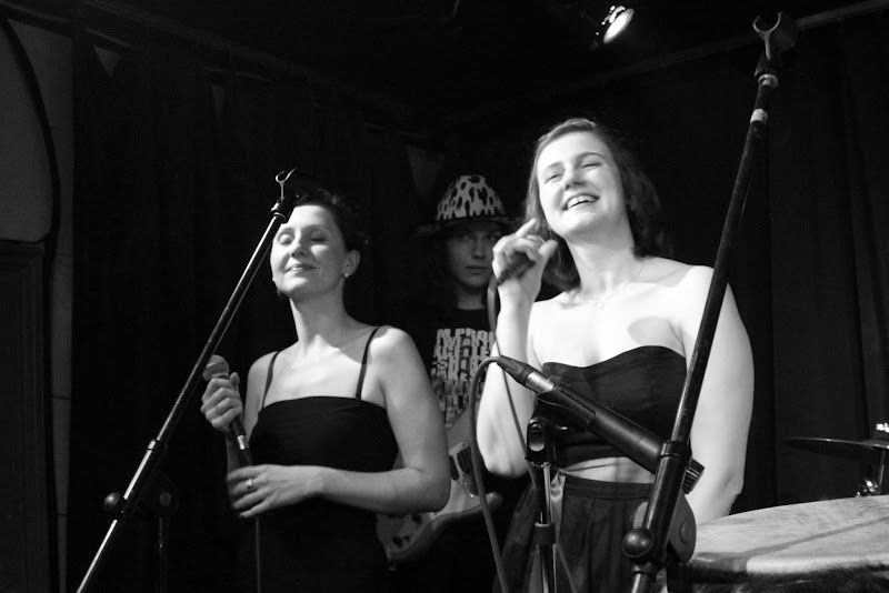 Photo: Hanka, Mára a Petra