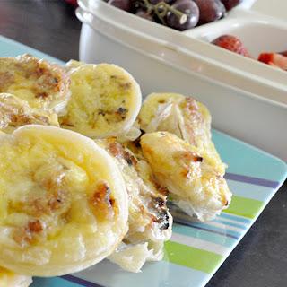 Cheese & Bacon Mini Quiches Recipe
