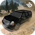 Offroad Escalade 4x4 Driving