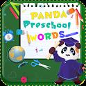 Panda Preschool Words icon