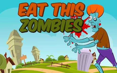 Eat This Zombies- screenshot thumbnail