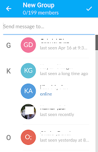TextMeBro screenshot 2