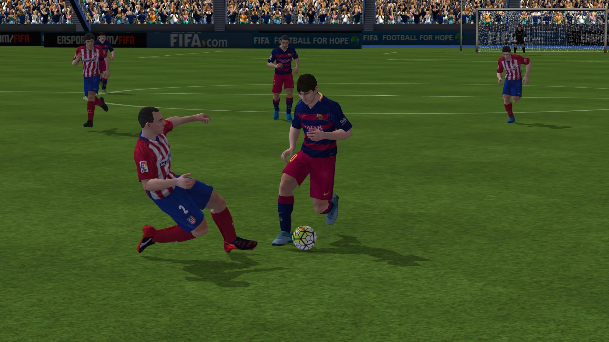FIFA 15 Soccer Ultimate Team screenshot #6