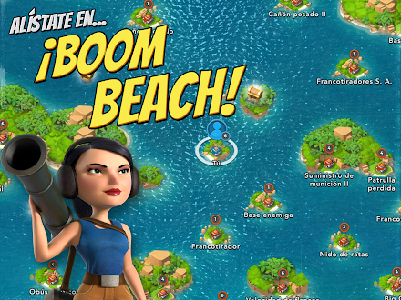Boom Beach Gratis