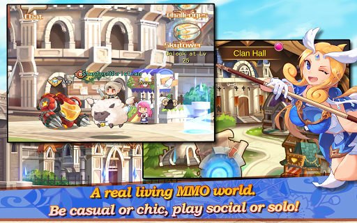 Sword Fantasy Online - Anime MMO Action RPG 7.0.23 screenshots 3