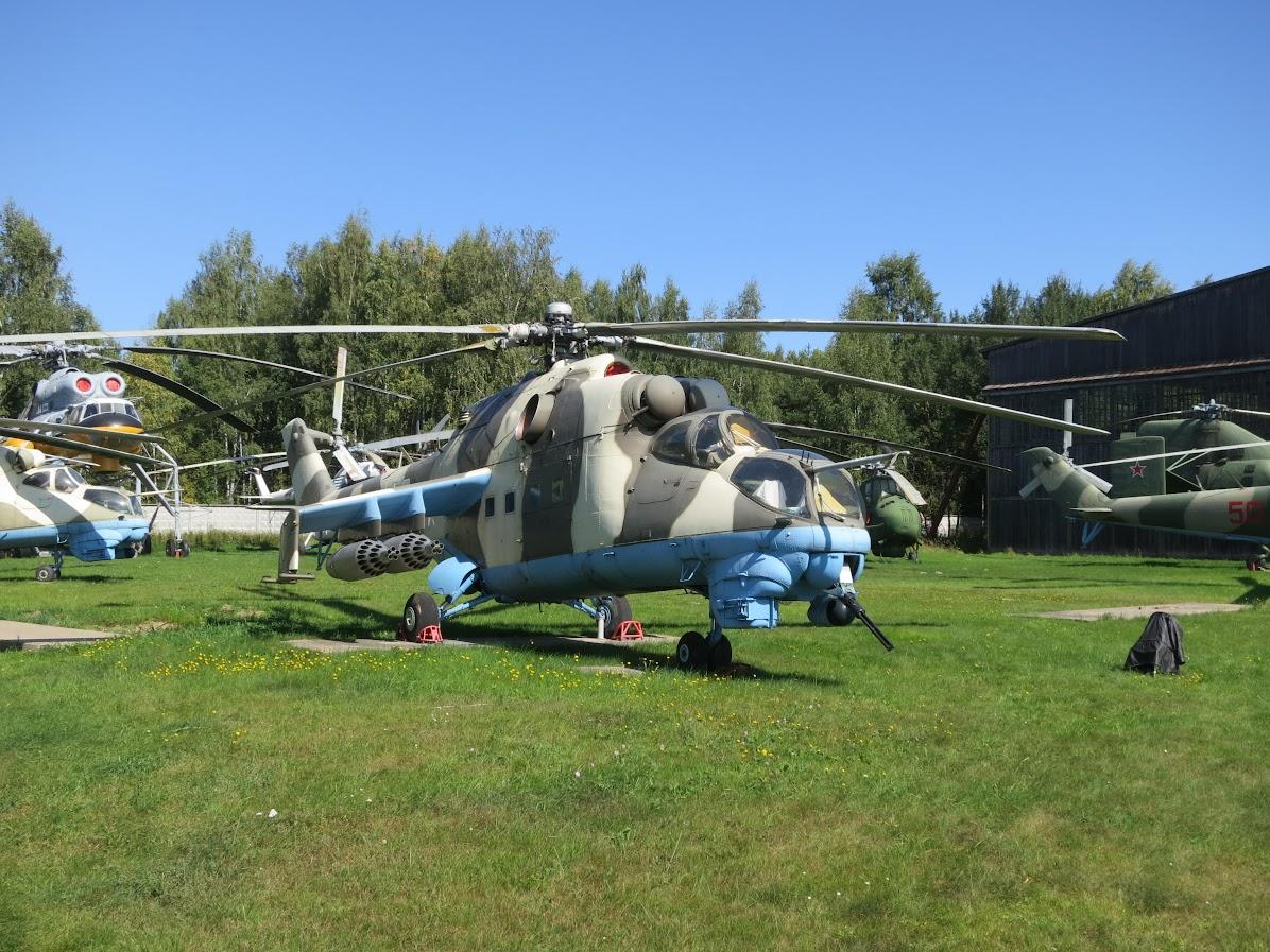 Ми-24В, настоящий