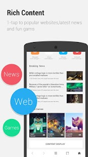APUS Browser - Fast Download Screenshot