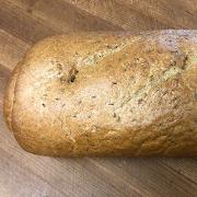 Loaf of Rye Bread
