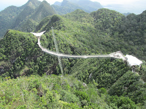 Photo: Langkawi Sky Bridge