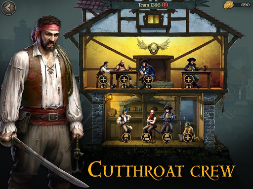 Tempest: Pirate Action RPG 1.2.6 screenshots 5
