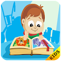 ABC & 123 rhyming dictionary icon
