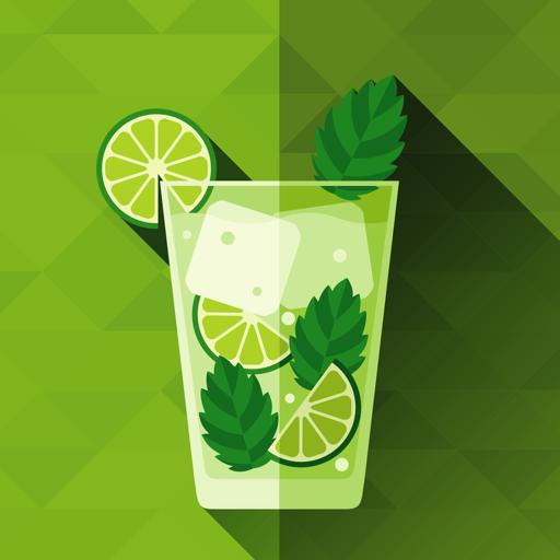 健康のアルコール飲料。ウイスキー、ラム酒、ウォッカ、ジン、 LOGO-記事Game